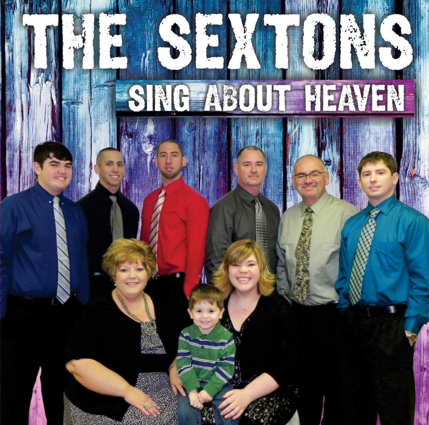 Sing About Heaven CD