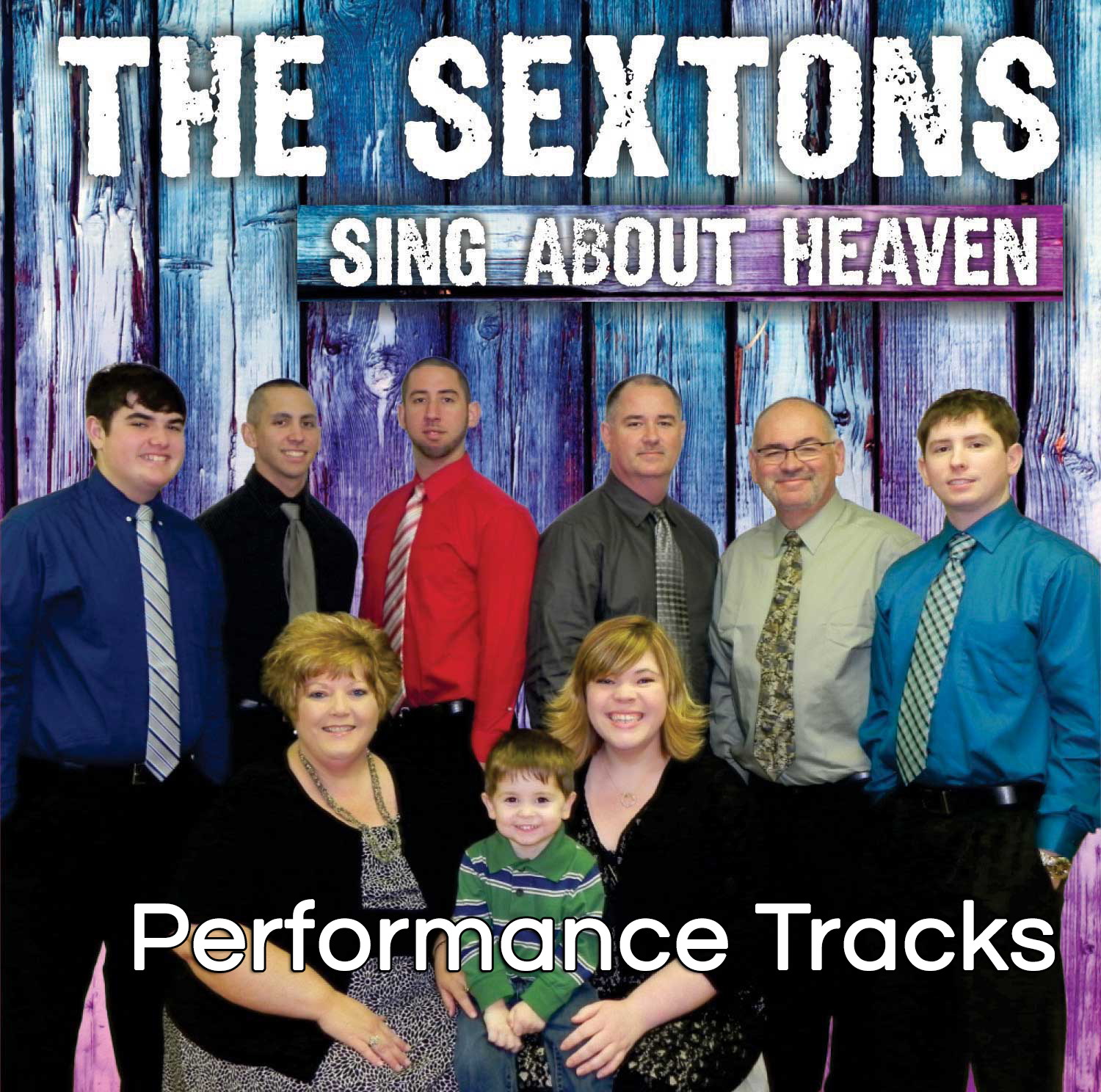 Sing About Heaven Performance Tracks MP3 Download